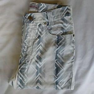 Versace High Waist Skinny Jeans